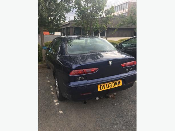 alfa remeo 156 1.9 jtd turbo gone offers cheap
