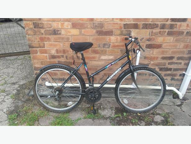Morrisons Miami ladies commuter bike £35