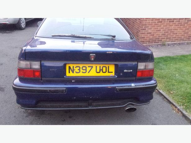 rover 216 coupe 1.6 Honda engine