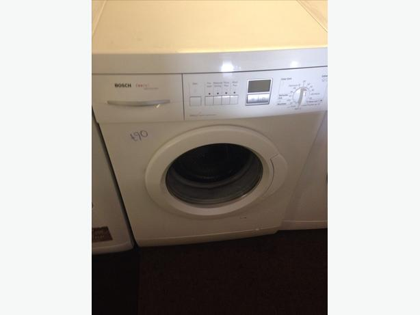 6KG BOSCH EXXCELL WASHING MACHINE