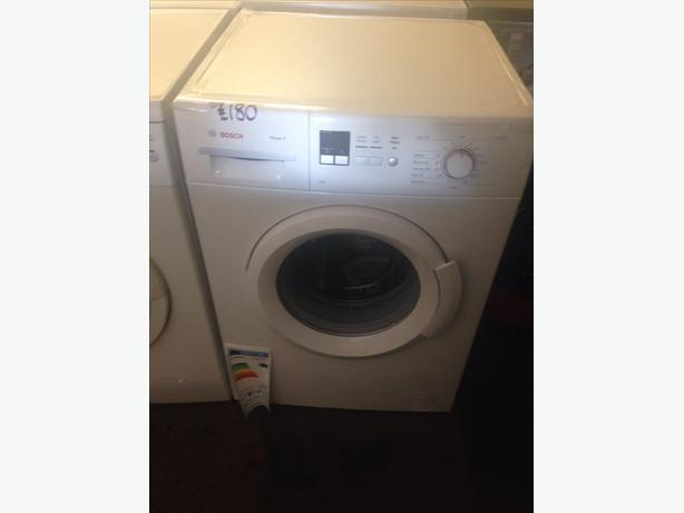 BRAND NEW 6 KG BOSCH WASHING MACHINE