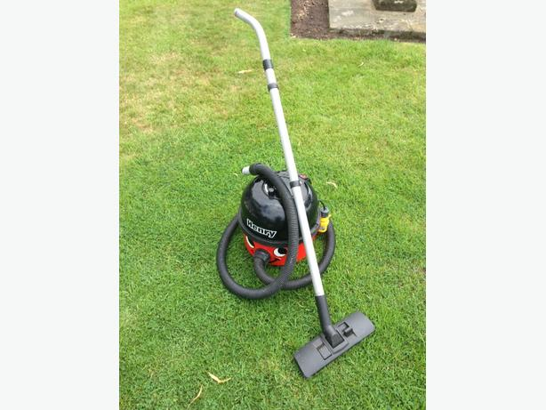 Henry 110 volt hoover twin speed