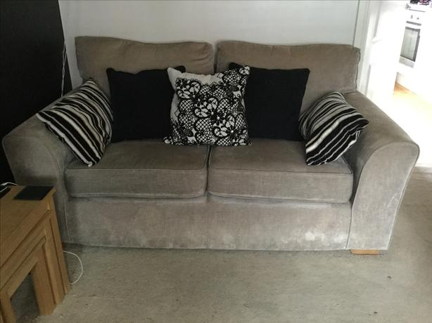 Next Sofa and M&S chair