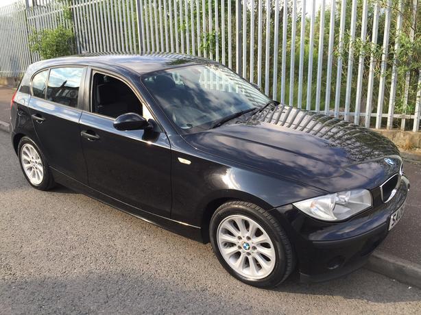 2006 (06) BMW 1 SERIES 116i Petrol 1.6 Manual Low Mileage bargain first car