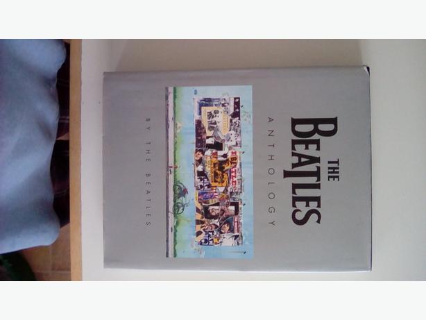 The Beatles, 'Anthology' (Hardback) book.