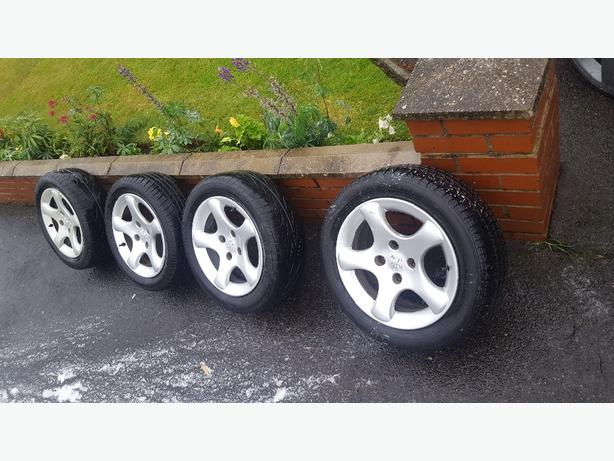 ****peugeot gti wheels ****