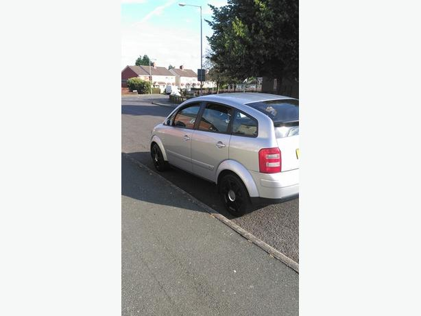 audi a2 1.4 long mot read add swapz
