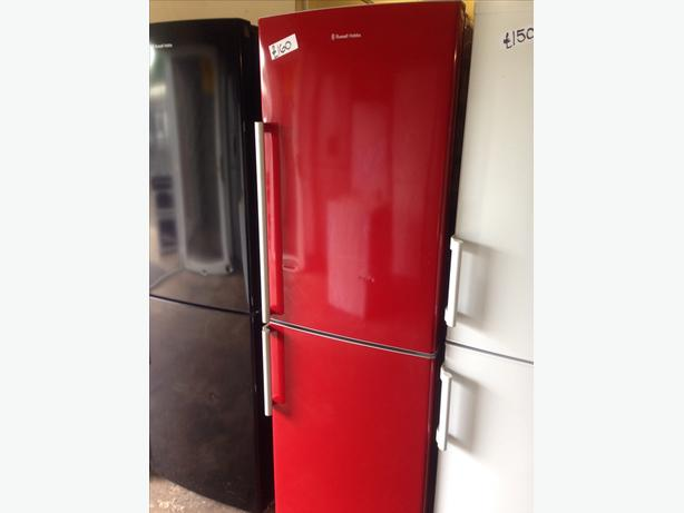 RED FRIDGE / FREEZER