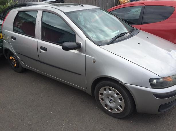 Fiat punto 2003 breaking for spares over 150 cars in yard!!