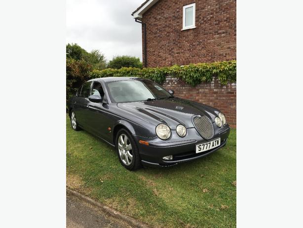 jaguar 2.5 v6