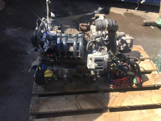 FIAT STILO 1.4 16V 02-07 ENGINE COMPLETE • WARRANTY •