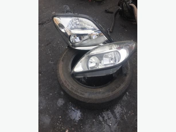 RENAULT MEGANE SCENIC HEADLIGHT PASSENGER OR DRIVER SIDE 99-03