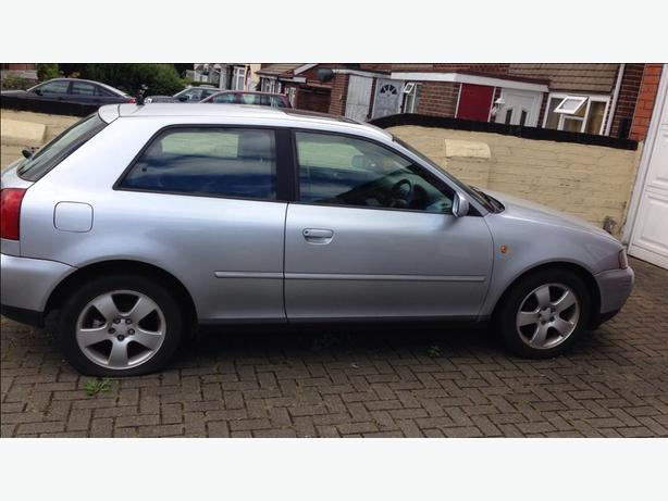 Audi A3 breaking all parts  T reg
