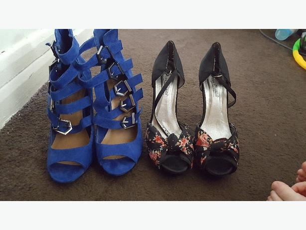 womens heels new size 6