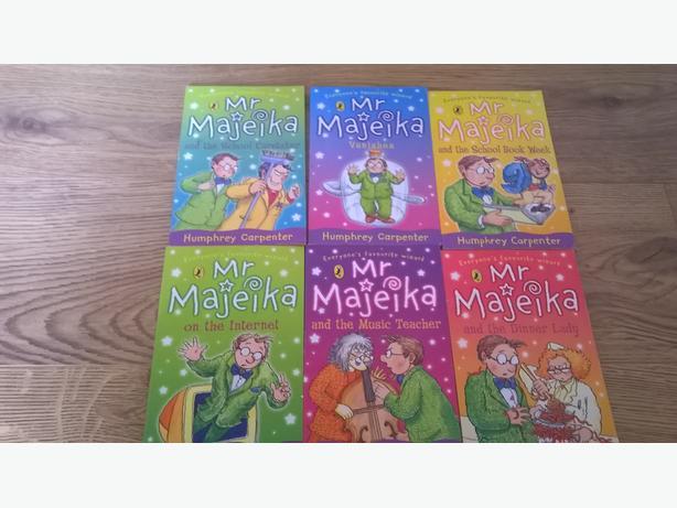 MR MAJEIKA CHILDRENS BOOKS
