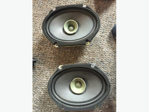 mazda 3 boss speakers