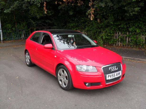Audi A3 2.0 TDi Sport Heated Seats FSH Gloss Black Roof Remaped