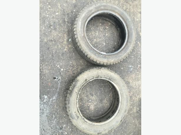 TYRES PART WORN 165/65/14 £10 THE PAIR
