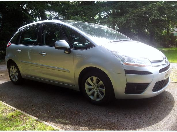 STUNNING CITROEN PICCASSO 1.6 HDI VTR PLUS DIESEL MPV 2007.