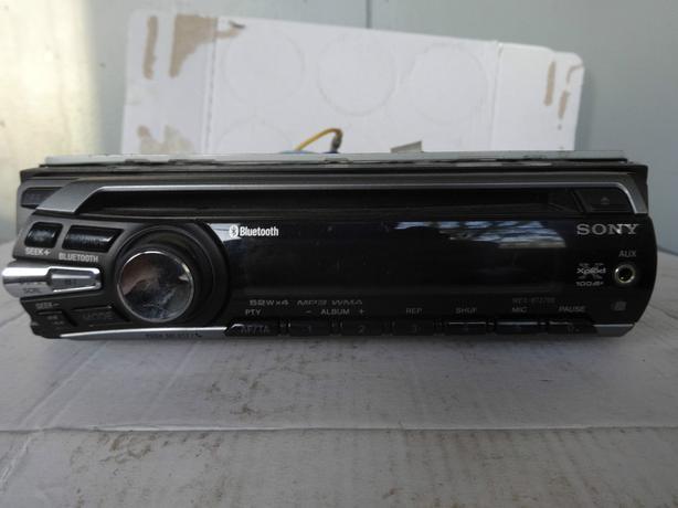 sony MEX-BT2700 CD player radio aux bluetooth