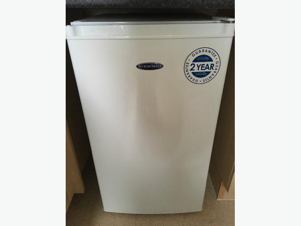 undercounter fridge with icebox