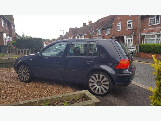 BARGAIN 2002 VW GOLF 1.4 SPORTS £380
