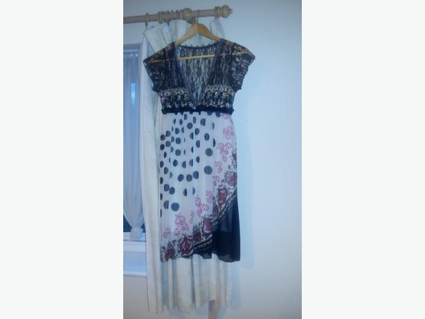 size 12/14 brand new dress