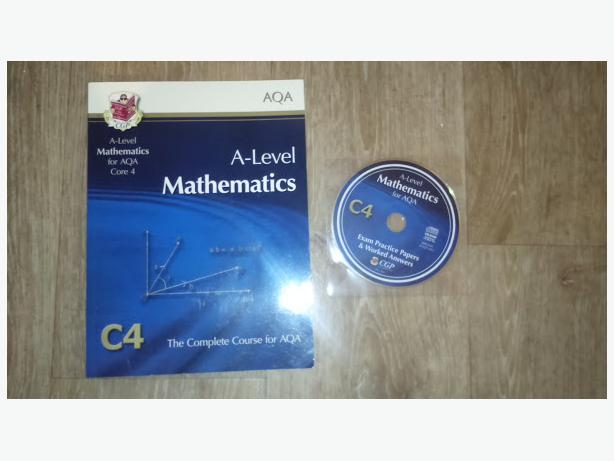Core 4 textbook for AQA (including CD) [A-Level Maths textbook]