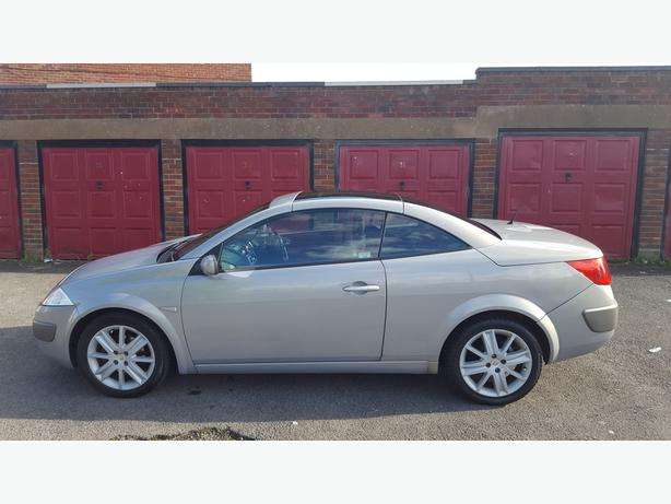 Sale/Swap Renault Megane CONVERTIBLE 1.9 dCi – 120 Karmann