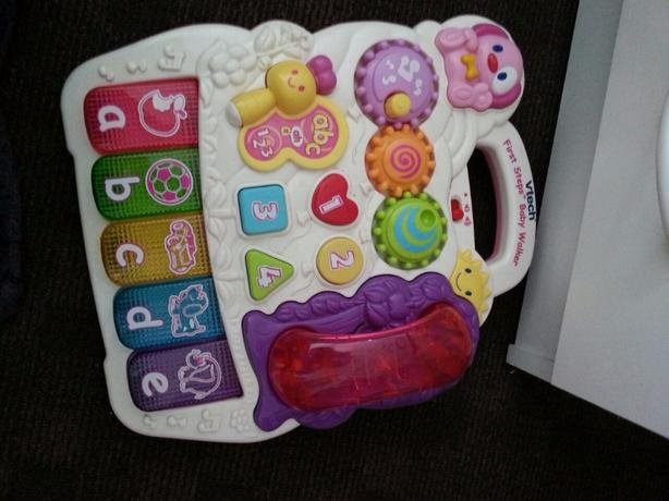 used VTech 1st Steps Baby Walker