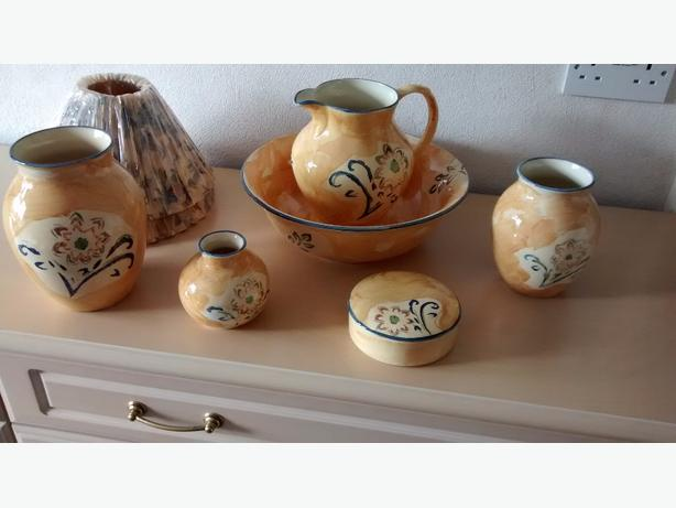 decorative pottery items