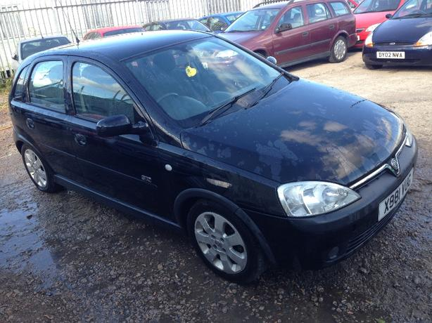vauxhall corsa 12 month mot 395 no offers