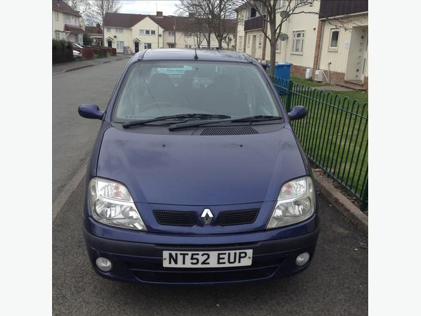 Bargain Renault scenic great runner