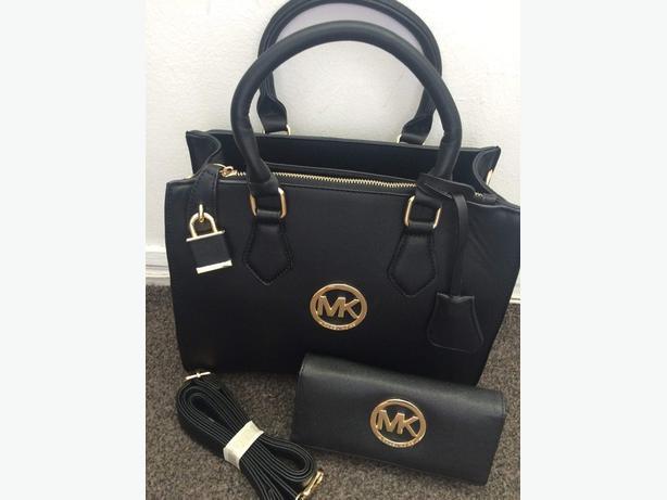 Mk handbag & purse