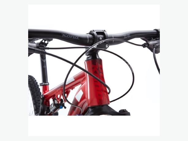kona precept 120 2016 full suspension