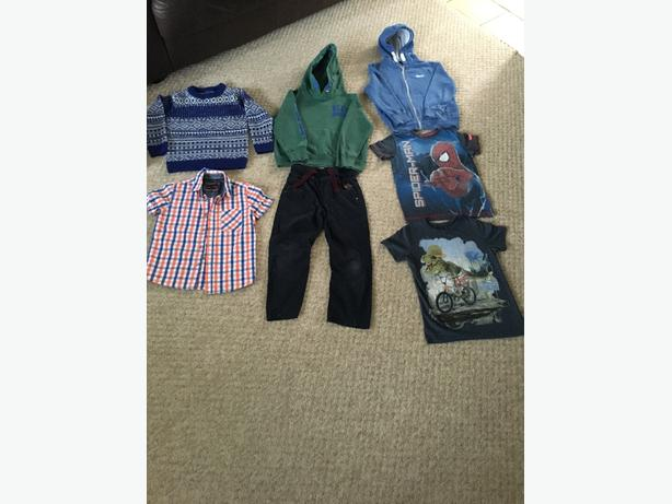 Boys next clothes age 6