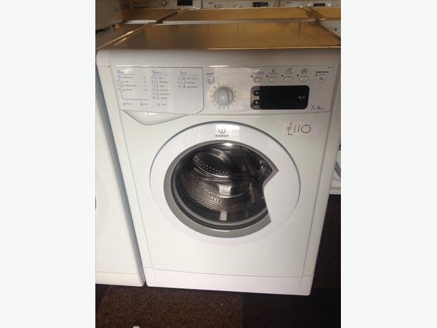 7KG INDESIT WASHING MACHINE