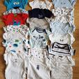 baby boy 0-3/3-6 month clothing