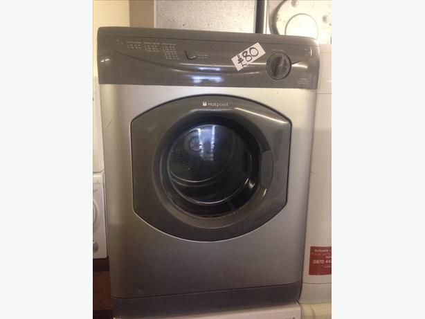 HOTPOINT AQUARIOUS VENTED DRYER