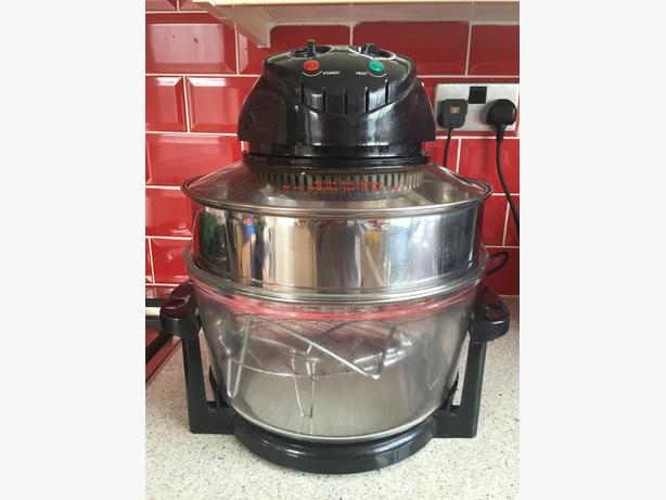 Halogen Oven, Kettle and Microwave
