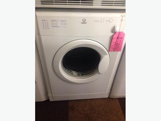 6KG INDESIT  VENTED DRYER