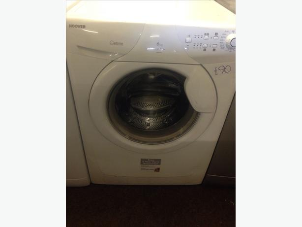 6KG HOOVER OPTIMA WASHING MACHINE