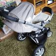 Quinny Buzz 3 with Maxi Cozi car seat and bag