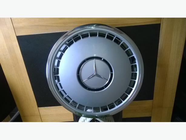 "Mercedes 16"" wheel trims"