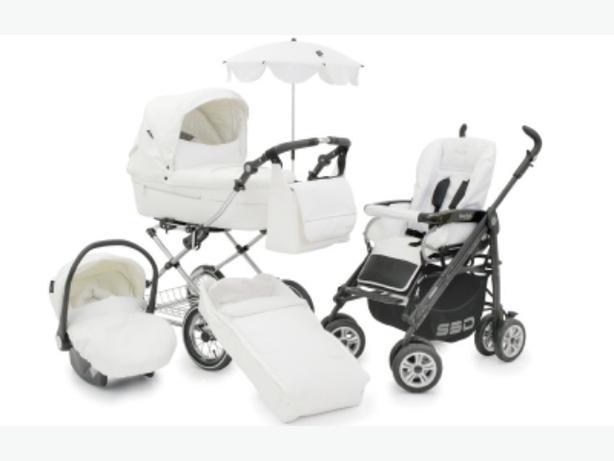 Babystyle lux 3in1 prestege range pram