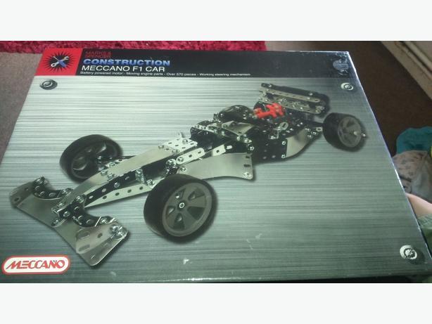 meccano f1 car