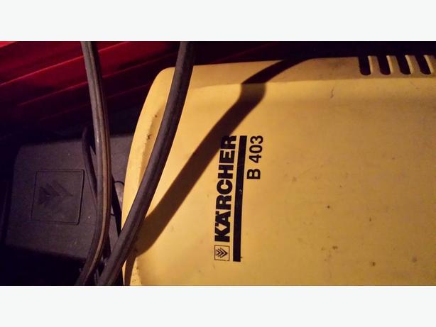 karcher presher washer