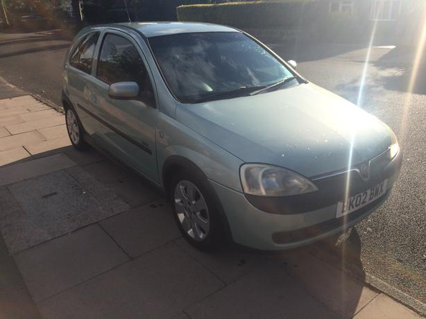 Vauxhall Corsa 1.2 sxi, great condition