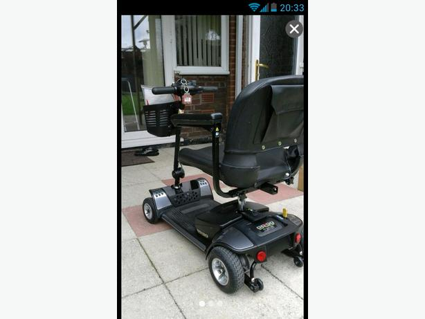 GoGo Elite Traveller Motobility / Disability Scooter
