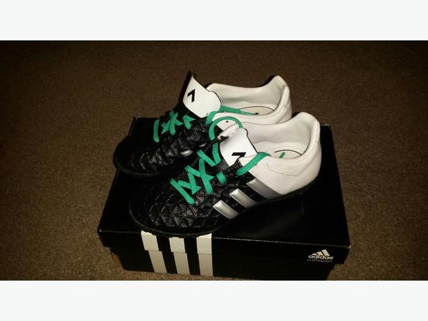 Adidas Astro turf .. black and Green